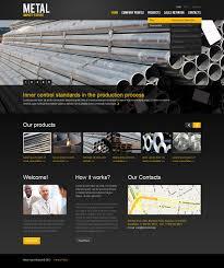 website design 38110 steel import export custom website design