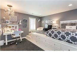 lifted bed piper u0027s dream room she said she would be in heaven