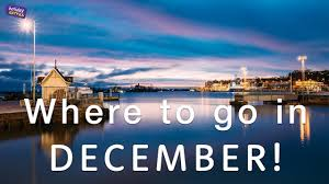 Where to travel in december 2018 holiday extras travel