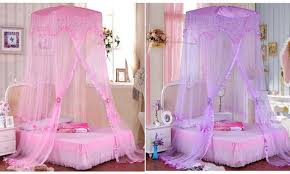 Mosquito Net Bed Canopy Hight Quality Princess Mosquito Net Bed Canopy Bedding Fits Cal