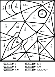 thanksgiving math coloring worksheets nzherald co