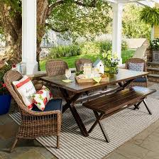 follow the yellow brick home porch and patio furniture inspiration