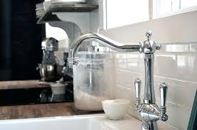 bridge faucets kitchen enchanting bridge faucets for kitchen antique brass bridge faucet