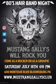 mustang sally bloomsburg everysaterday hashtag on