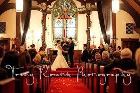 small church wedding ally luis married on the kansas city wedding