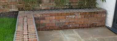 retaining wall ideas garden wall design u0026 construction uk
