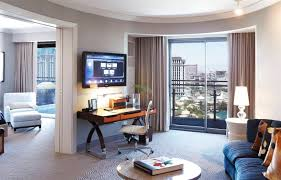 Swanky Hotel Interior Design The Cosmopolitan Of Las Vegas - Contemporary living room furniture las vegas