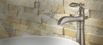Bathroom Faucets Delta Faucets Waterfall Bathroom Faucets Hand Shower Heads With Shut In