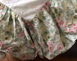 Shabby Chic Bed Skirts by Twin Bed Skirt Etsy