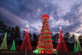 garvan gardens christmas lights 2016 holiday lights return to garvan woodland gardens travel arkansas blog