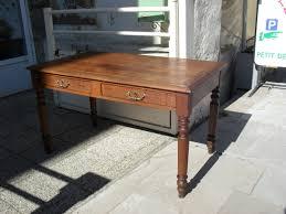 bureau ancien bureau style ancien bureau en bois de style ancien finition cire