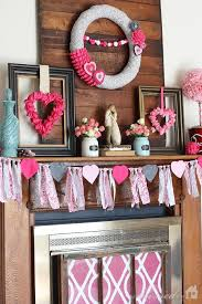 Valentine S Day Tree Decor by 164 Best Valentine U0027s Day Decorating Images On Pinterest