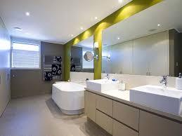 Outdoor Bathrooms Australia Modern Bathroom With Lighting Interior Design Australiainterior