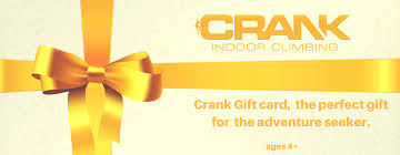 crank indoor climbing rock climbing fitness and parkour