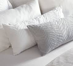 Pottery Barn Lumbar Pillow Covers Zebra Matelasse Lumbar Pillow Cover Pottery Barn