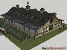 barn plan hb100 horse barn plans horse barn design shed plans ideas