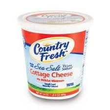 Benefit Of Cottage Cheese by A Cottage Cheese With Sea Salt 2013 05 03 Prepared Foods