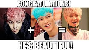 Bap Memes - t o p top g dragon zelo meme big bang bap b a p