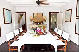 West Indies Dining Room Furniture by Beach House Tour Of India Hicks Home