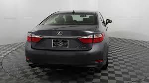 lexus lease deals alabama used 2014 lexus es 350 premium stock 5424 jidd motors des