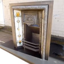 original vintage fireplace insert from victorian fireplace store