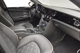 bentley mulsanne interior 2016 bentley mulsanne stock 7107 for sale near westport ct ct