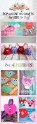best of pinterest 40 super fun valentine u0027s day crafts for kids