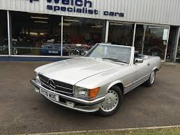 classic mercedes sedan used mercedes sl class 300 sl classic convertible with hardtop