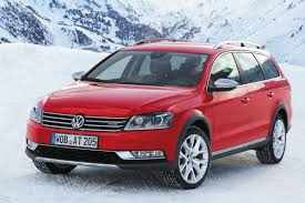 volkswagen alltrack offroad passat alltrack review private fleet
