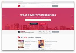 wordpress galley templates cool admin templates for websites and apps 30 awesome wordpress themes for conference and event 2017 colorlib