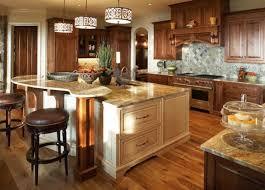 2 island kitchen two tier islands kitchen kitchen design ideas