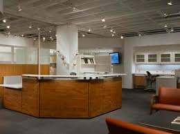 U Shaped Reception Desk Shaped Reception Desks From Atlanta To Omaha And Everywhere In Between