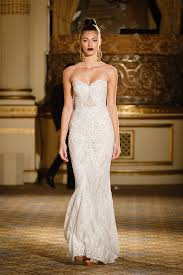 wedding dress new york berta wedding dresses 2018 new york runway show chic stylish