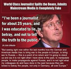 Memes Fake - journalist admits that mainstream media is completely fake