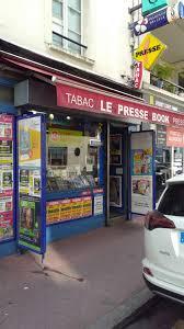 timbre bureau de tabac le presse book bureau de tabac 12 rue trébois 92300 levallois