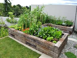 how to build a kitchen garden from scratch design plans image best