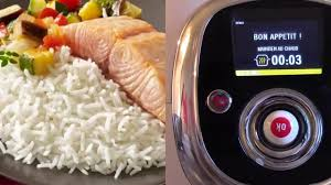 comment cuisiner le riz comment faire du riz avec le cookéo