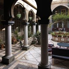 houses with courtyards traditional courtyard houses abbis photo