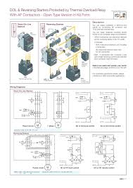 abb dol starter wiring diagram 28 images direct on line