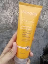 Sabun Muka Wardah review wardah cosmetics c defense series