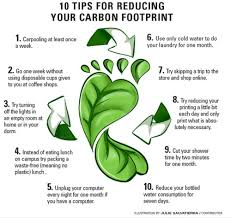 what is u0027carbon footprint u0027 and what can you do to reduce it