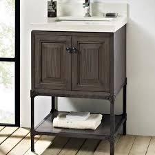 24 Bathroom Cabinet by Best 25 24 Inch Bathroom Vanity Ideas On Pinterest 24 Bathroom