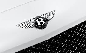 bentley logo black and white bentley logo wallpaper hd wallpaper wiki
