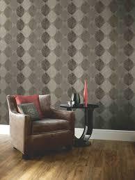 Bedroom Decorating Ideas Homebase Opera Retro Leaf Taupe Ho M E S W E E T H O M E Pinterest
