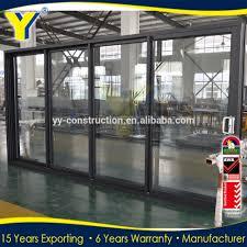 glass slide doors stainless steel sliding door track stainless steel sliding door