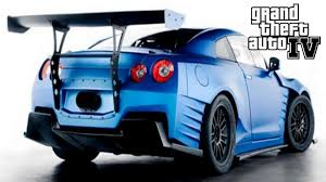 nissan skyline fast and furious 6 gta 4 fast and furious 6 nissan gtr movie car sound mods youtube
