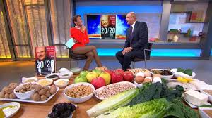 dr phil u0027s 20 foods to eat to lose weight video abc news
