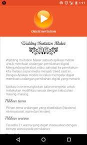membuat video wedding invitation wedding invitation maker apk download gratis pemutar editor