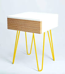 Yellow Side Table Uk with Yellow Wire Side Table Uk Australia Au Sun Moon Stars Lamp