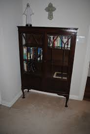 antique bookcase glass doors jrs sells